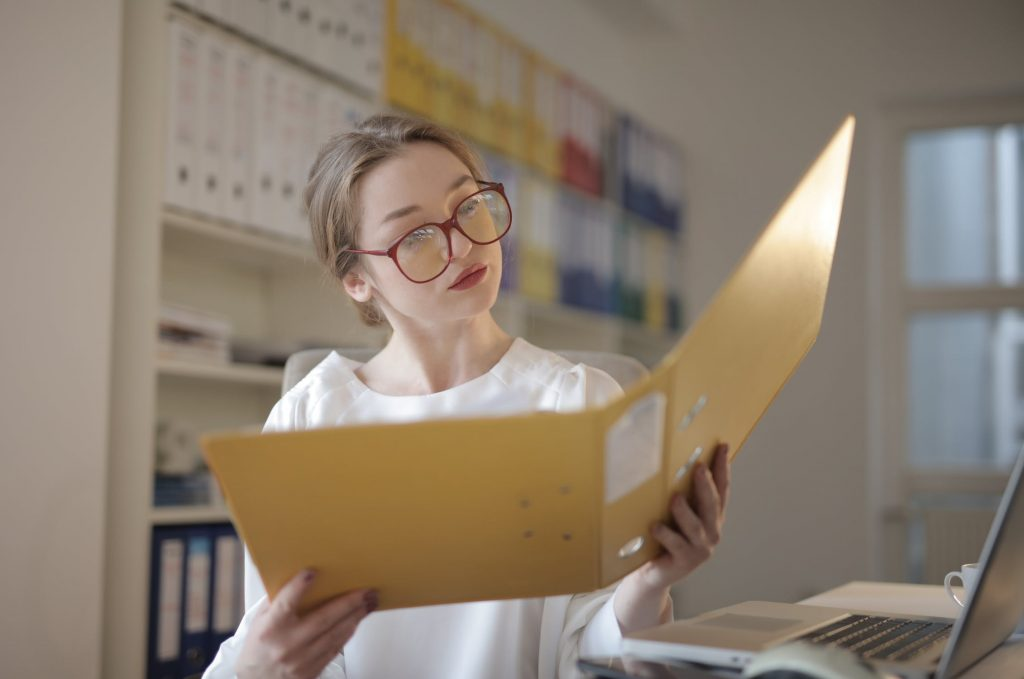 woman-with-a-folder