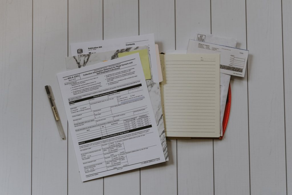 Schedule C Income Tax (Form 1040)